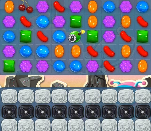 Cómo pasar el nivel 102 de Candy Crush Saga