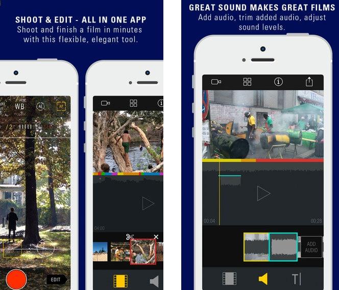 kinomatic iphone app