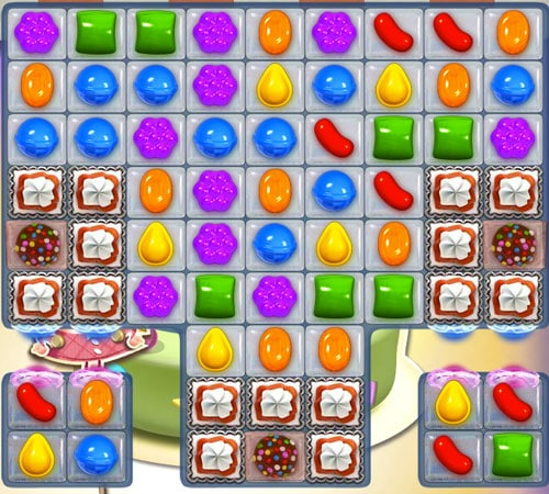 Cómo superar el nivel 201 de Candy Crush Saga