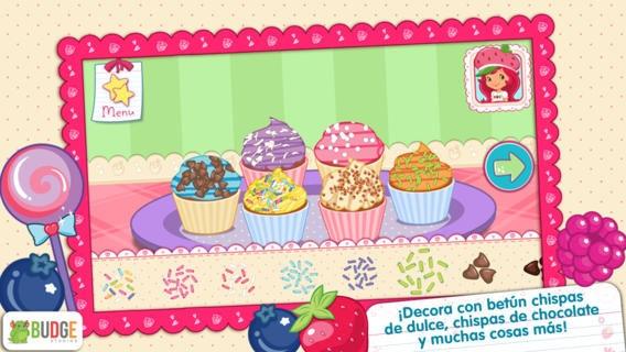 pasteleria tarta fresa app iphone ipad