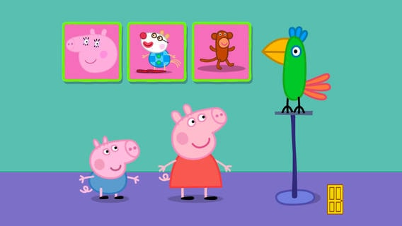 peppa pig app iphone ipad