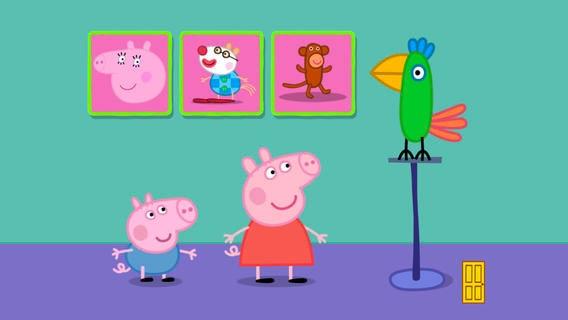 peppa pig app iphone ipad
