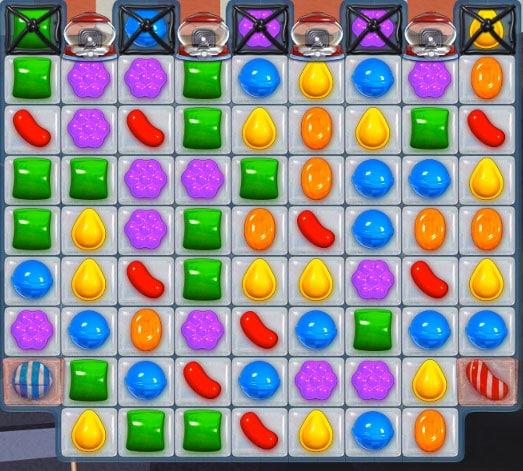 Cómo superar el nivel 226 de Candy Crush Saga