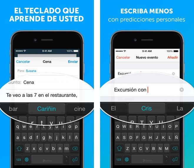 Cómo podemos instalar un nuevo teclado en iOS 8 (iPhone, iPad)