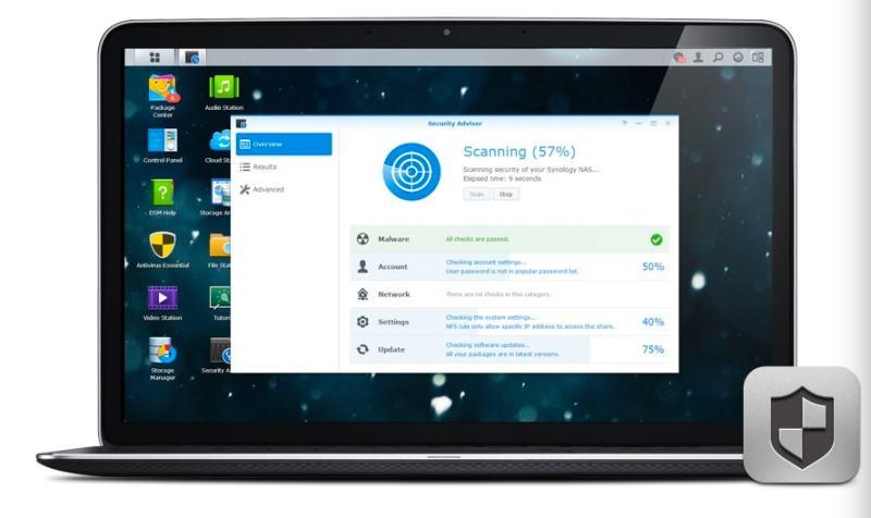 Synology lanza DiskStation Manager 5.1, un importante paso para mejorar la seguridad de tu servidor NAS