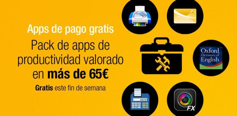 16 aplicaciones para Android totalmente gratis en Amazon España