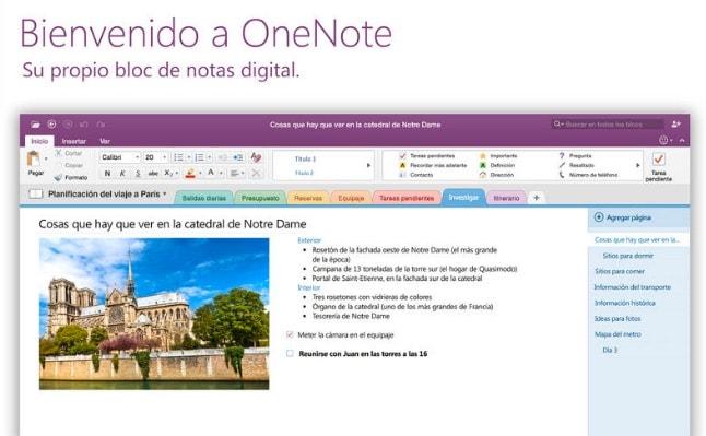 Microsoft OneNote Por Microsoft Corporation