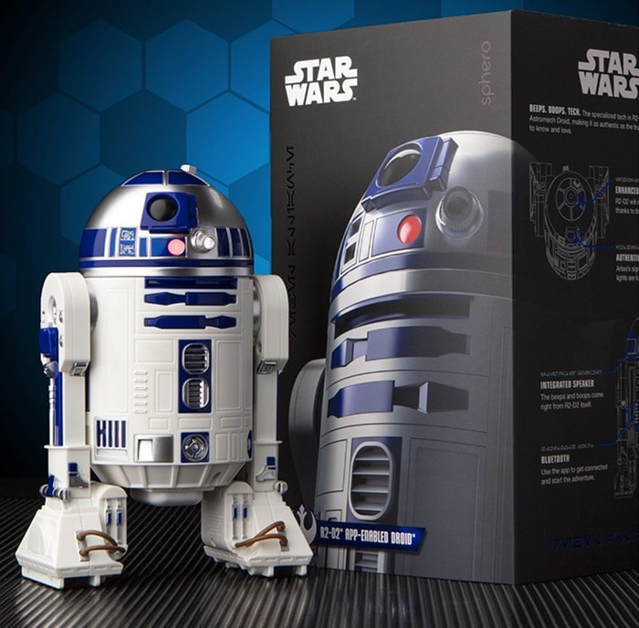 Droide de R2-D2 de Sphero
