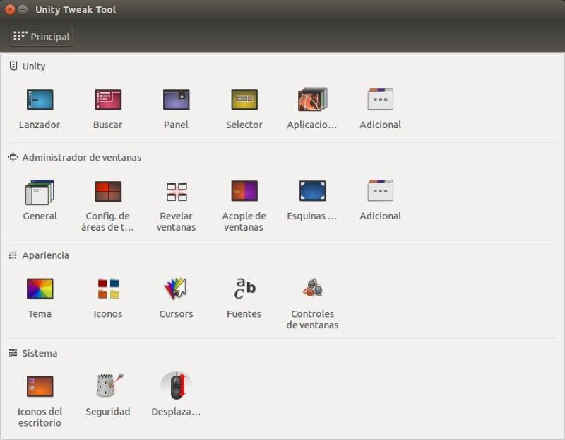 Cómo resetear Unity a su estado original (Ubuntu Linux) y modificar su características de forma segura