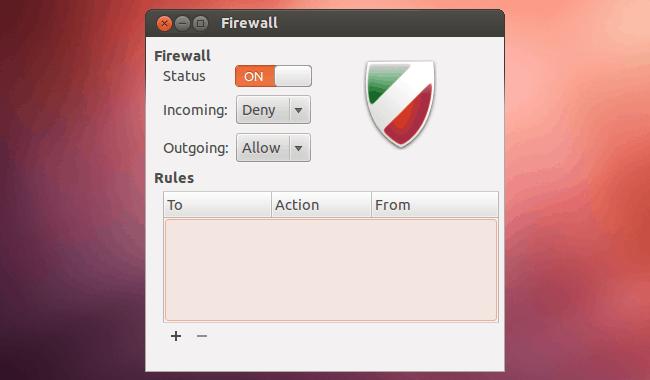 Firewall de Ubuntu ufw