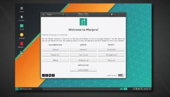 Manjaro Linux Xfce Edition