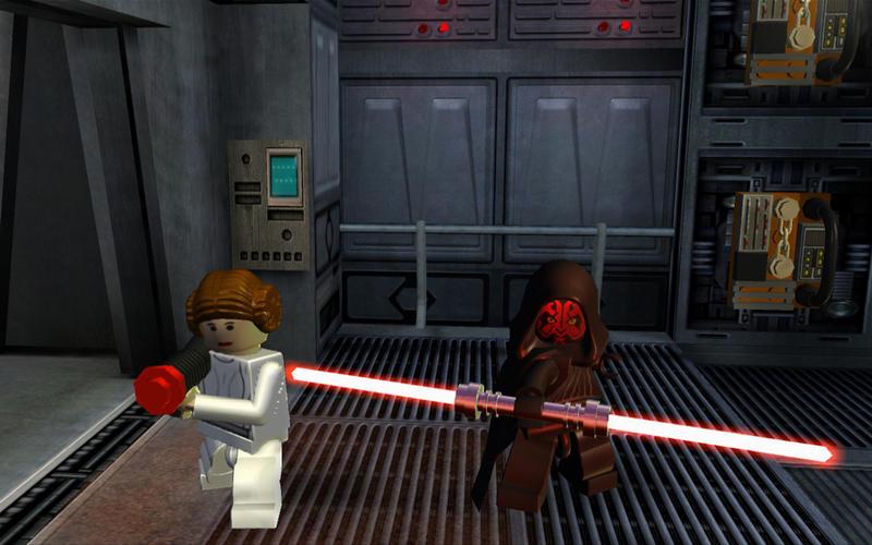 4.-LEGO Star Wars Saga (9,99 euros)