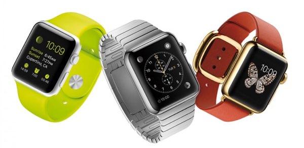 2015, el año de los smartwatch: Apple Watch vs Android Wear vs Pebble Time