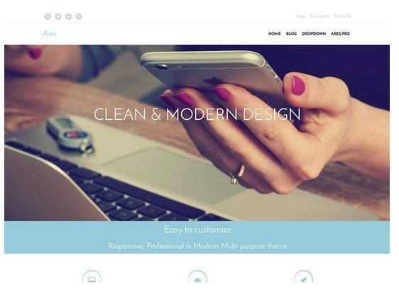 """Adapta tu blog a los dispositivos móviles: temas para WordPress """"Responsive"""""""