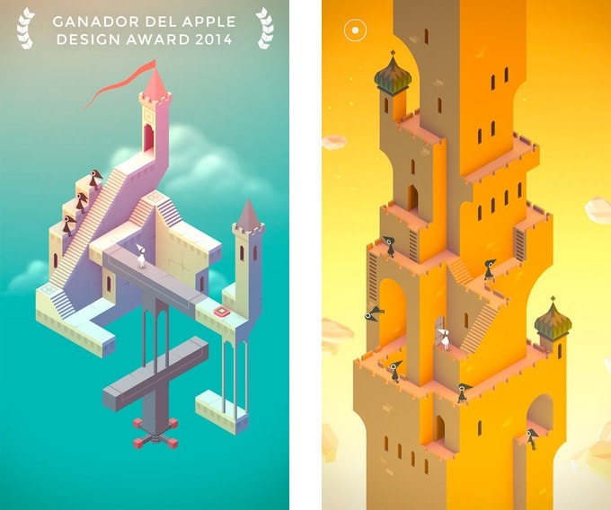 Monument Valley (0.99 euros)