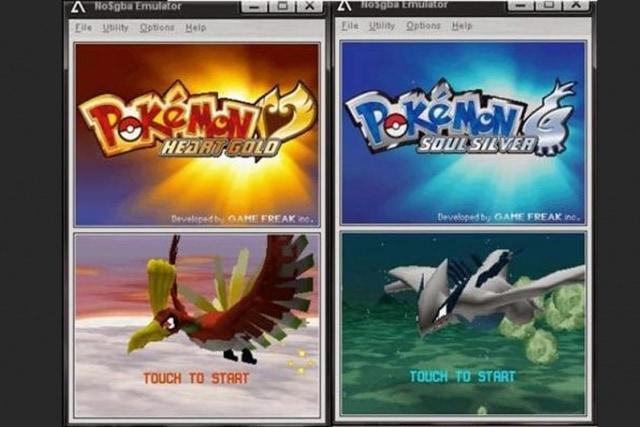 Nintendo Ds Emulador Pokemon Room
