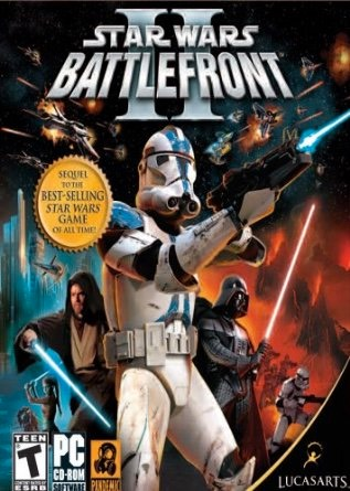 Star Wars Battlefront II (2005; Xbox, PlayStation 2, PC)