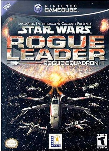 Star Wars Rogue Squadron II: Rogue Leader (2001; GameCube)