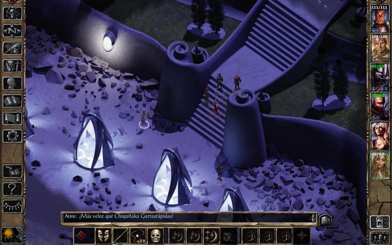 Los 4 mejores juegos de rol que vas a encontrar en la Mac App Store: Baldur's Gate