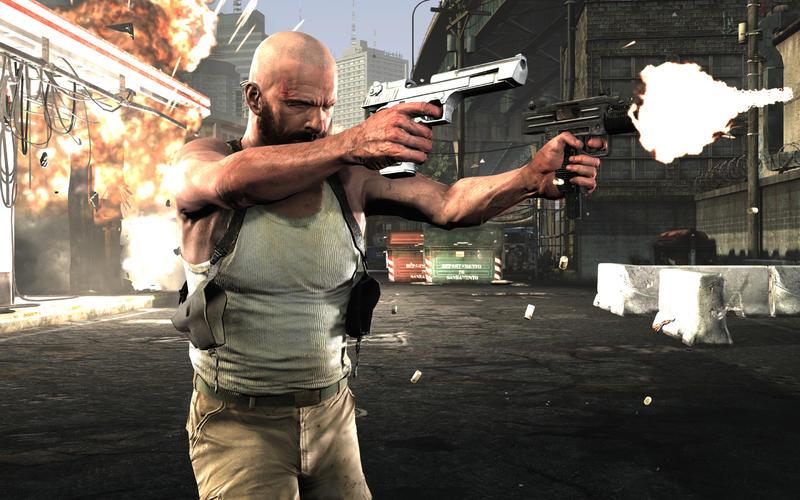 Los 5 mejores juegos de acción que puedes descargar de la Mac App Store: Max Payne 3