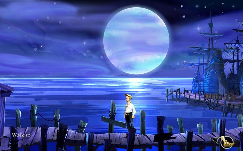 3 juegos imprescindibles para Mac: The Secret of Moneky island