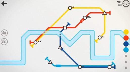Mini Metro App Store