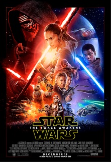 Star Wars VII:The Force Awakens