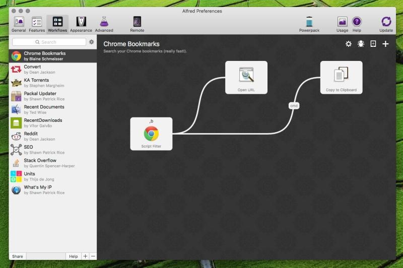 Cómo incrementar tu productividad con Alfred y sus Workflows (Mac)