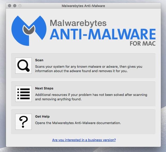 Software Anti-Malware para Mac