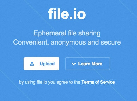 3 maneras sencillas de compartir archivos online