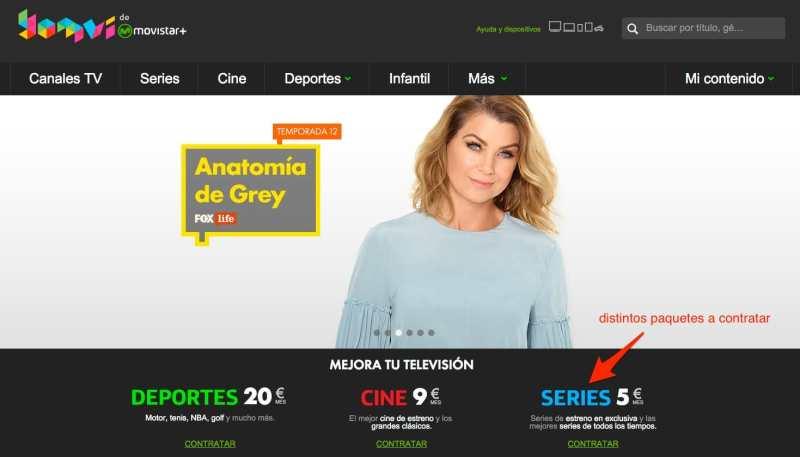 YOMVI de Movistar+: Opinión sobre este servicio de streaming