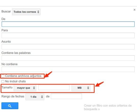 3 trucos para liberar espacio de almacenamiento en tu cuenta de Gmail