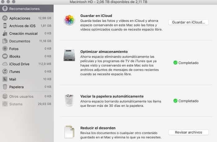 Cómo hacer que tu Mac vaya más rápido y a toda velocidad
