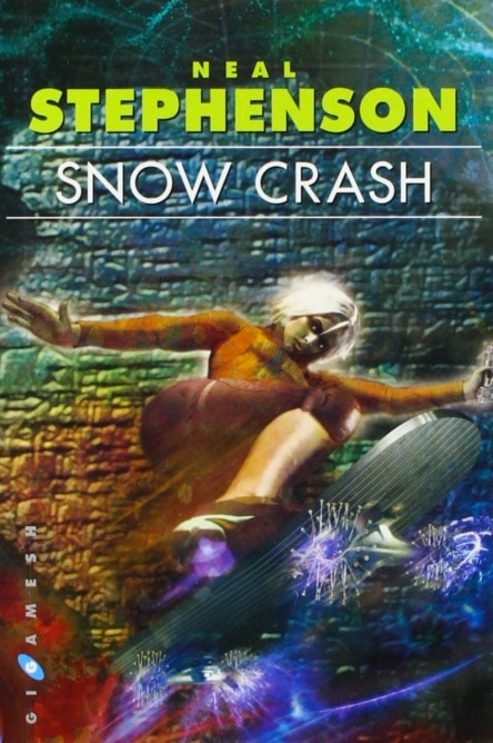 Snow Crash de Neal Stephenson