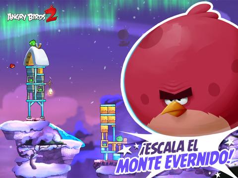 Angry Birds 2 ipad juego