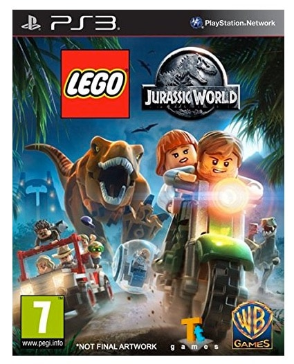 LEGO_Jurassic_World__Playstation_3