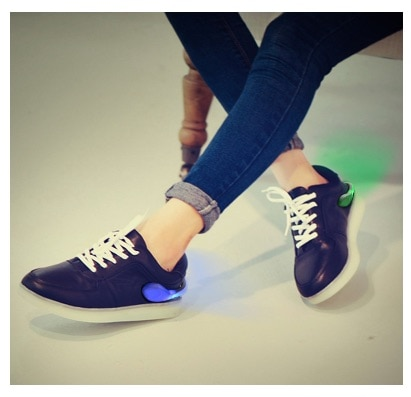 Safety_LED_Lights_Shoes_Clip_Night_