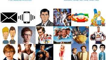 The Sound Archive: colección de las frases más geek de cine y TV
