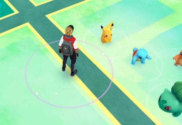 Pokémon Go: cómo encontrar a Pikachu al inicio del juego