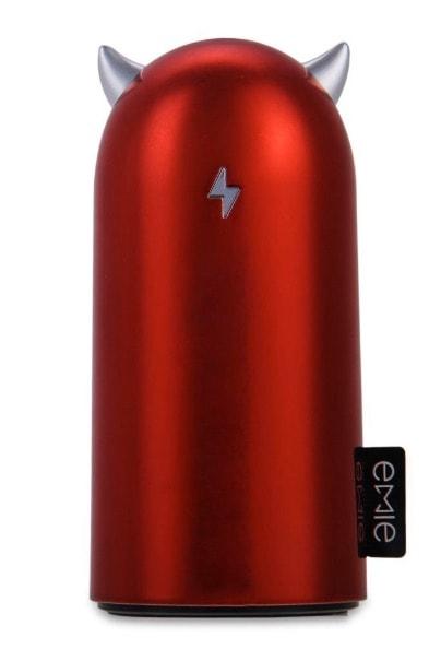 La batería portatil externa perfecta para regalo: EMIE Diablo