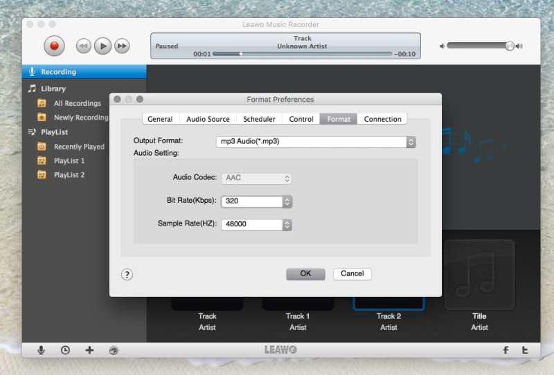 Leawo Music Recorder – Programa para grabar audio en Mac y Windows – Opinión