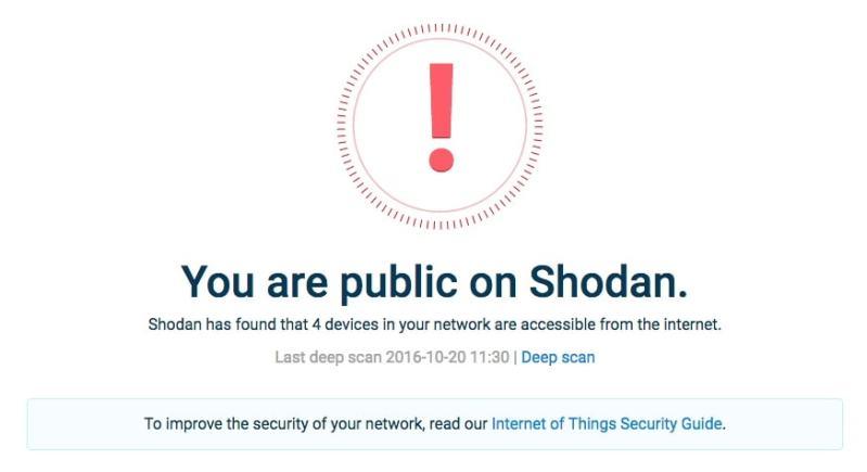 Cómo comprobar que tus dispositivos con conexión a internet son seguros y está a salvo de hackers