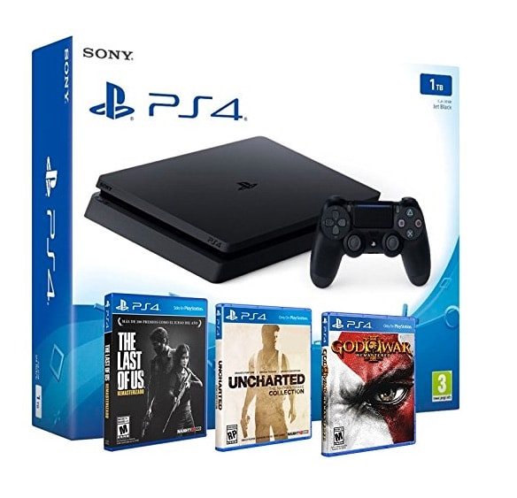 Consola PS4 Slim de 1Tb + 5 Juegos en oferta por menos de 400 euros ¿Debo comprar este modelo o esperar a la PS4 Pro?