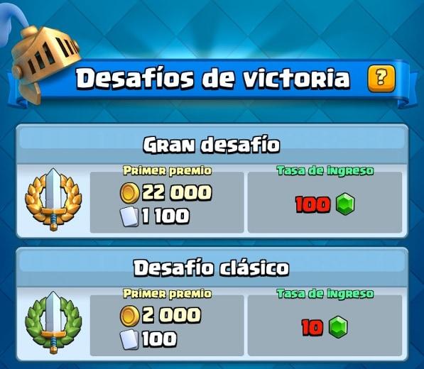 desafios-victoria-clash-royale