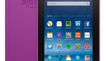 """¡Oferta! Tablet Fire de 7"""" de Amazon por menos de 45 euros"""