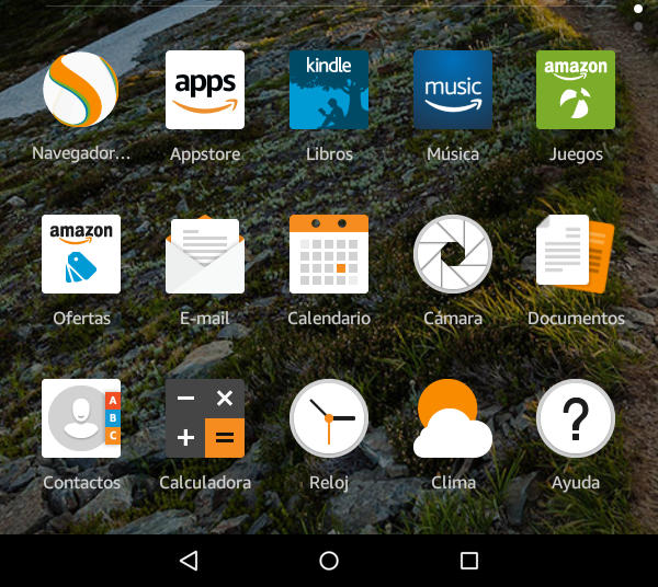 fire tablet instalar google play store