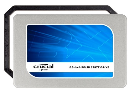 Crucial BX200 - Disco duro sólido