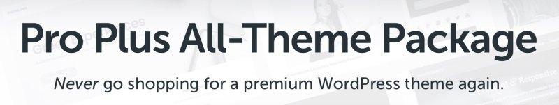 ¿Merece la pena el StudioPress Pro Plus All-Theme Package?