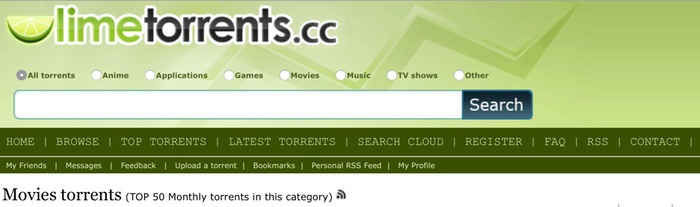 Verified Torrent Downloads LimeTorrents_cc