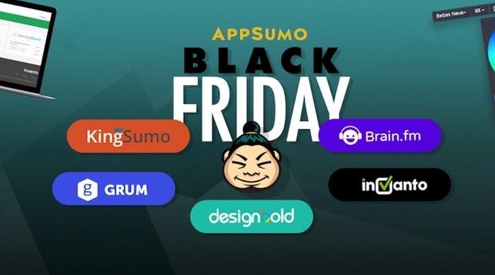 appsumo Black Friday 2017
